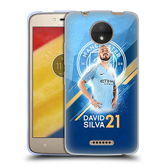 Amazon com: Official Manchester City Man City FC David Silva 2018/19
