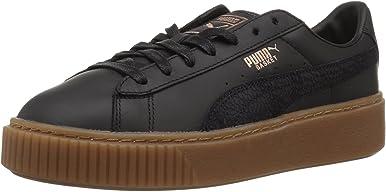 Puma Basket Platform Euphoria - Zapatillas deportivas para mujer