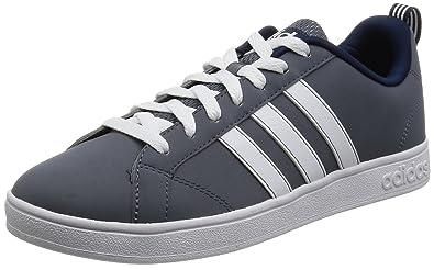 aba07260eb7f1f Amazon | adidas(アディダス) スニーカー VALSTRIPES2 バルストライプス ローカット カジュアル シューズ 靴 メンズ  レディース 27.0cm AW4639-オニキス ...