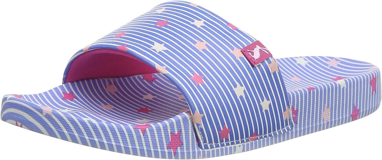 Joules Kids' Jnr Poolside PVC Slider Slide Sandal