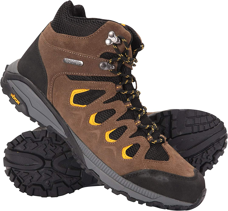 waterproof mountain boots
