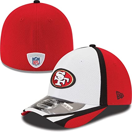 7dd792e12228e7 Amazon.com : San Francisco 49ers New Era 39THIRTY 2014 Official ...