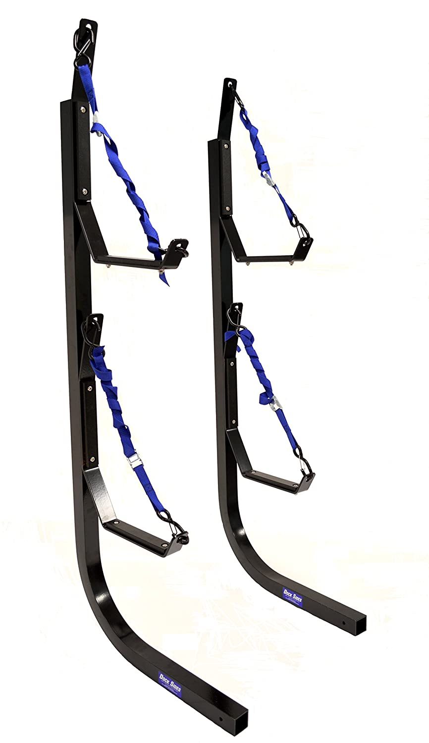 Amazon.com: Dock lados Vertical Kayak Rack: Sports & Outdoors