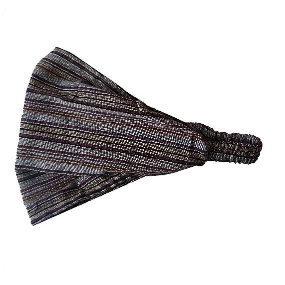 Haarband Stirnband Batik Kopfband Kopftuch Haarschmuck Sport Fitness Yoga binden