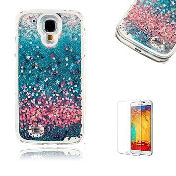 Funda brillante protectora para Samsung Galaxy S4 con ...