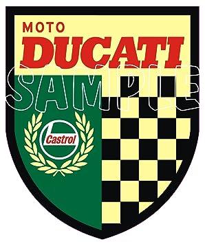use on Motorbikes Leg Shields. 90MM VESPA OLD SCHOOL ITALY STICKER Helmets Scooters