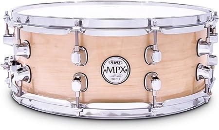 Mapex MPX 14 inch x 5.5 inch all birch snare drum