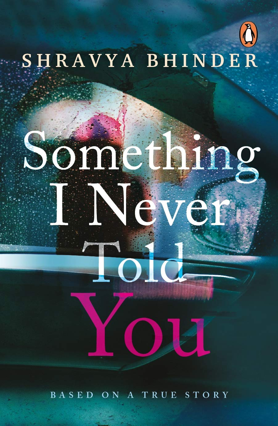 Something About You Book