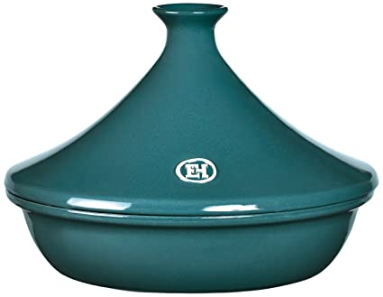 Emile Henry Flame Ceramic 2L Tagine II Blue Flame: Amazon.ca: Home ...