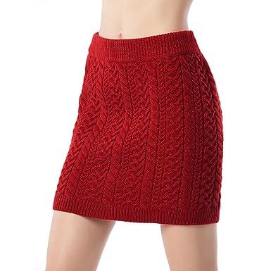 c9f9d9e56d74 Skirt take sweat skirt and a crochet cloth piece