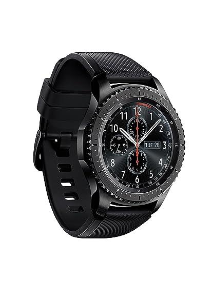 Amazon.com: SAMSUNG Gear S3 Frontier Smartwatch 46MM w/Small ...