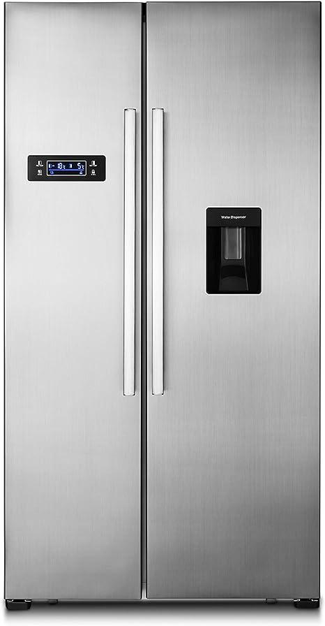 Medion MD 37250 nevera puerta lado nevera y congelador/517 L ...