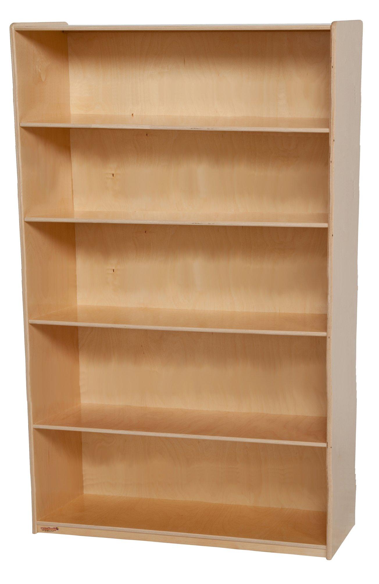 Wood Designs WD12960 Bookshelf, 60 x 36 x 15'' (H x W x D)