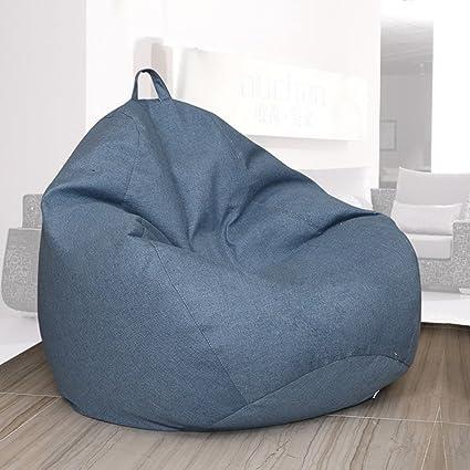 Amazon Com Bean Bags Lazy Sofa Creative Single Sofa Bedroom Living