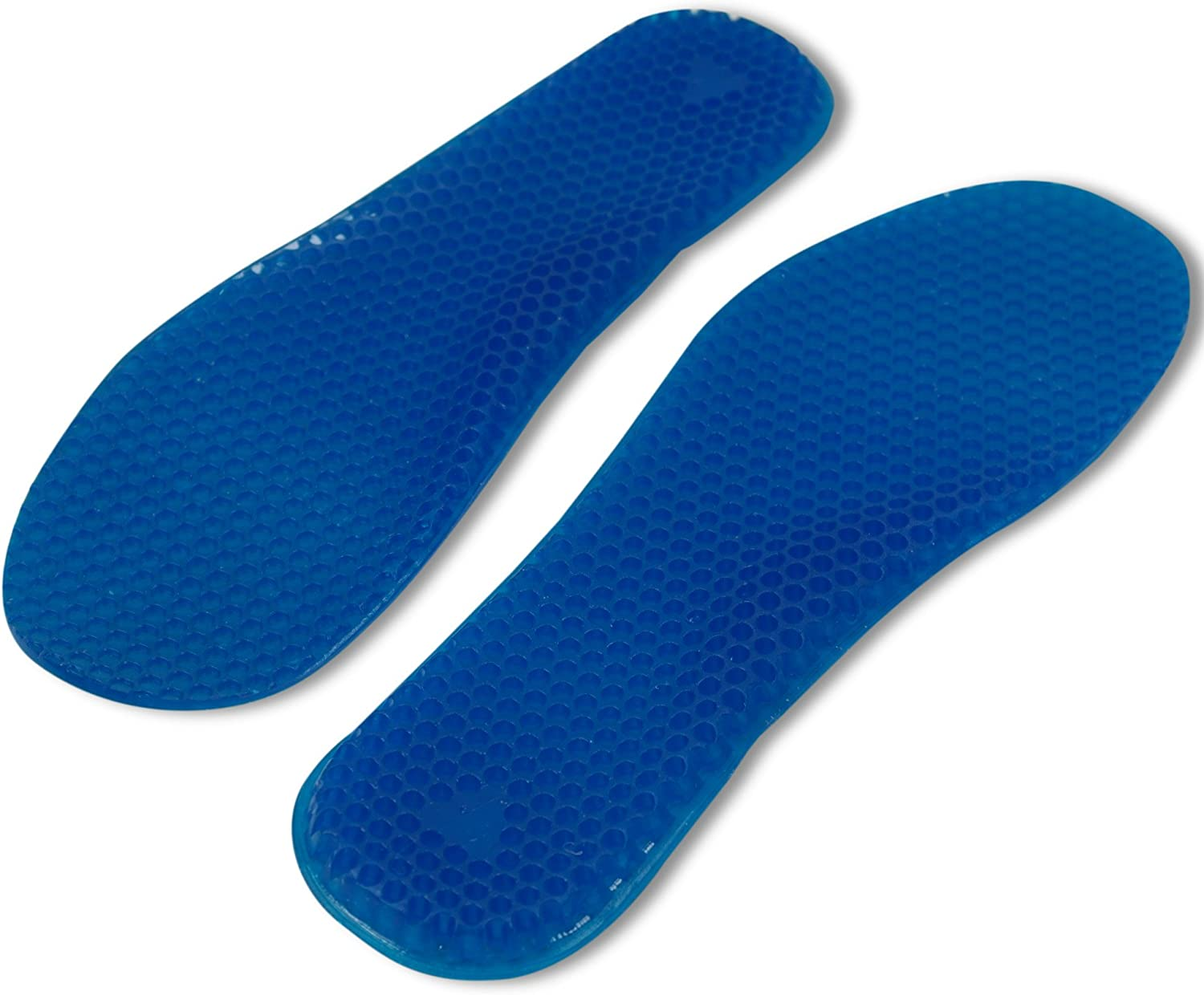 Shoe Replace Your Old Boot Quality Shock Absorbing Gel Insoles and Trainer Insoles and Feel The Difference Great for Running = Ladies