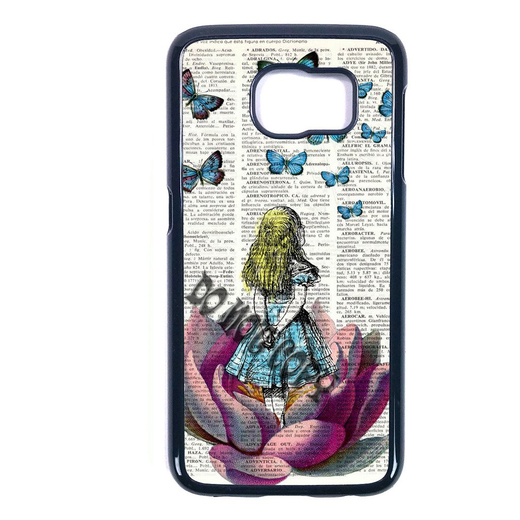 Amazon.com: alice in wonderland Galaxy Note 8 case Soft rubber case Note 8 cover TPU case: Cell Phones & Accessories