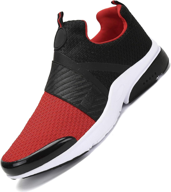 Zapatillas Running para Hombre Zapatos Deportivas Mujer Liviano Sneakers para Correr Trail,Gr.36-46 EU