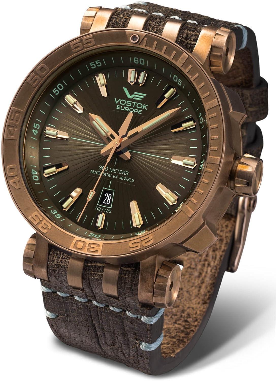 Vostok Europe Reloj para Hombre NH35A-575O285