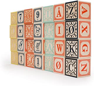 product image for Uncle Goose Norwegian Blocks - Made in The USA