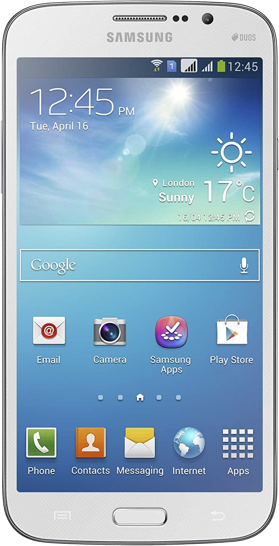 Amazon Com Samsung I9200 Galaxy Mega 6 3 Inch Dispaly 3g 6mp 8gb Jelly Bean Factory Unlocked World Mobile Phone White
