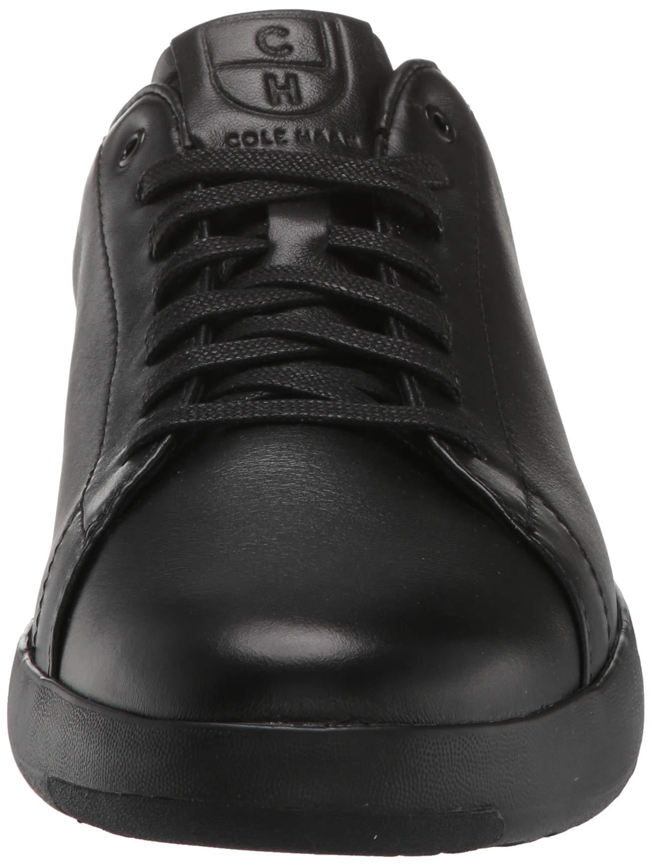 Cole Haan Men's Grandpro Tennis Fashion Sneaker, Black/British Tan, 7 M US by Cole Haan (Image #4)