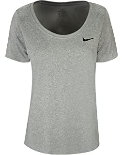 51c804af85ebd Amazon.com  Nike Legend Women s Short Sleeve Shirt  Sports   Outdoors