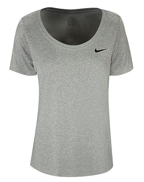 Nike Women s Dry Training T Shirt at Amazon Women s Clothing store  41fd07bd0