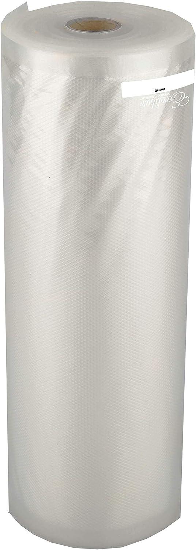 Excalibur EVBR-1550 Vacuum Roll-15-Inch x 50-Feet, 1-Count Food Sealer Bag, Medium, Multicolored