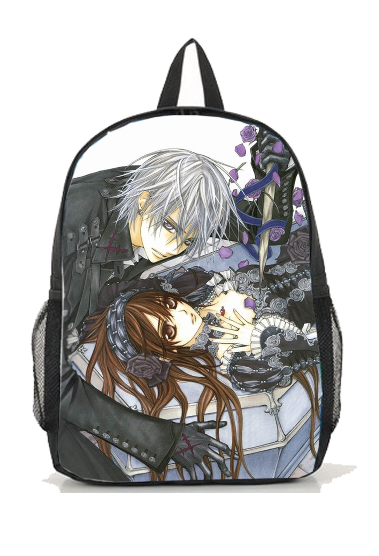 Dreamcosplay Anime Vampire Knight Logo Backpack Book Bag