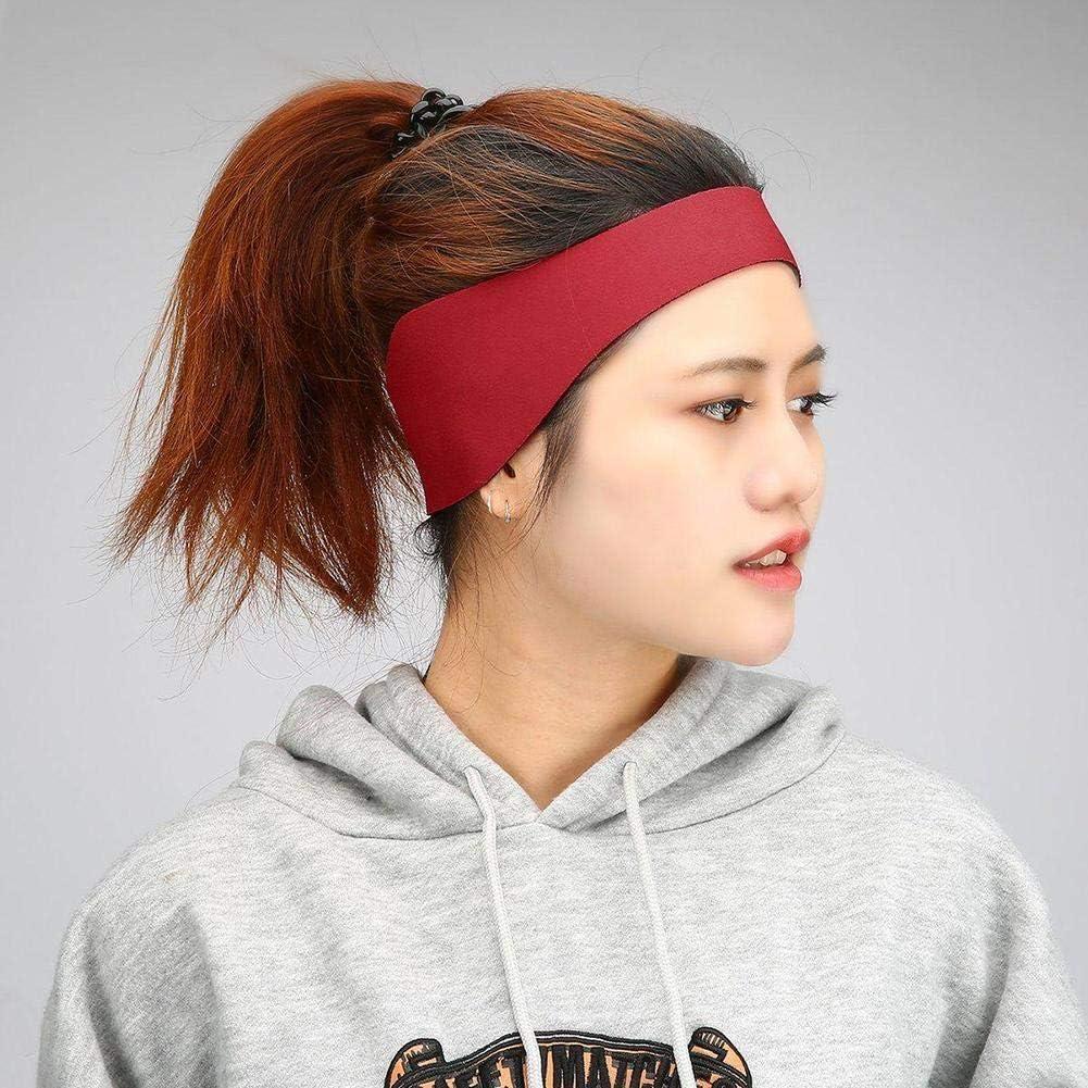 XingLinHai Swimming headband Bathing waterproof Ear Protection band Adjustable Kids Swimming Ear Band