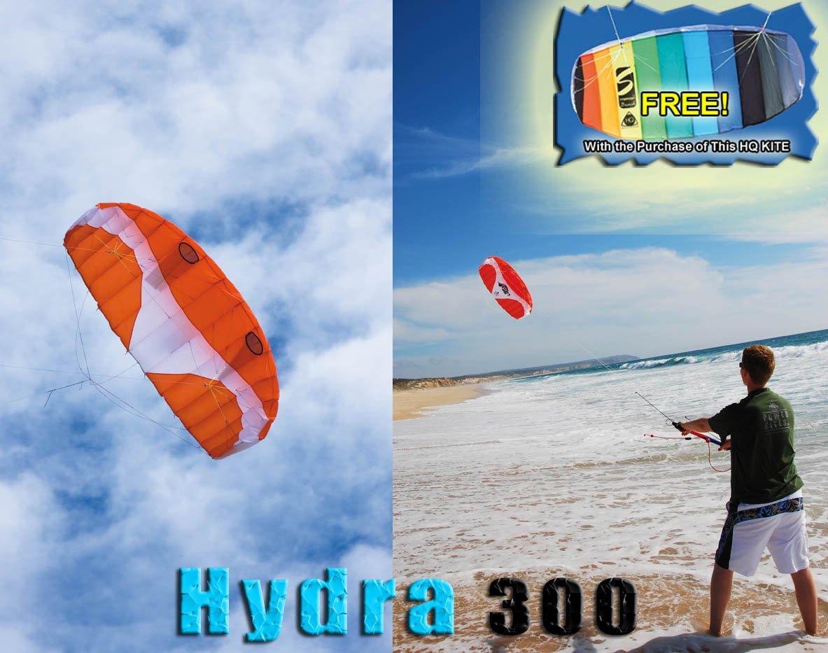 HQ Kites Hydra Series 300 R2F Kite by HQ Kites and Designs