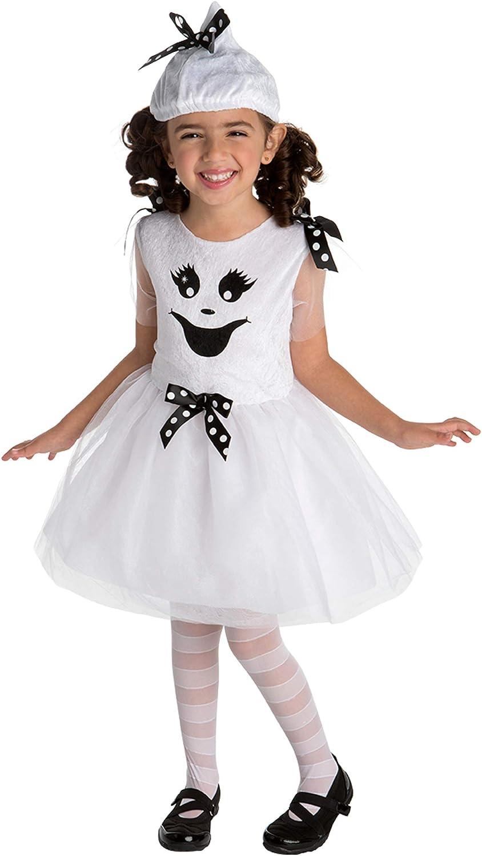 Disfraz de fantasma niña: Amazon.es: Juguetes y juegos