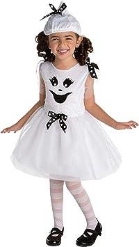 Generique - Disfraz de Fantasma niña: Amazon.es: Juguetes y juegos