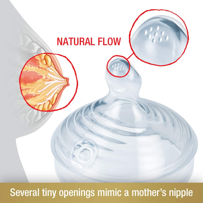 Talla:150 ml NUK Nature Sense