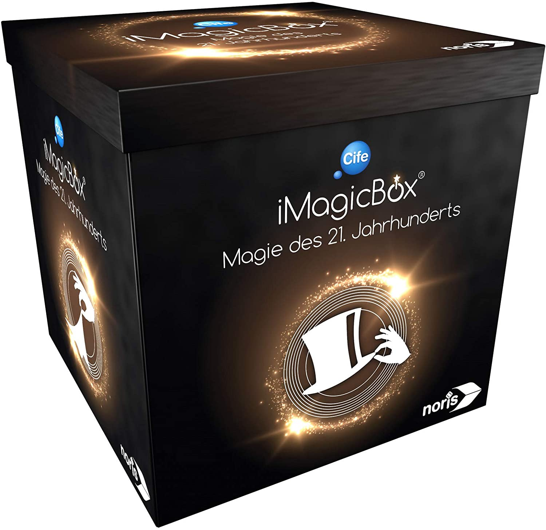 noris- iMagicBox, la magia del siglo XXI pone la tapa y empieza con el gran espectáculo a partir de 8 años. (606321758) , color/modelo surtido