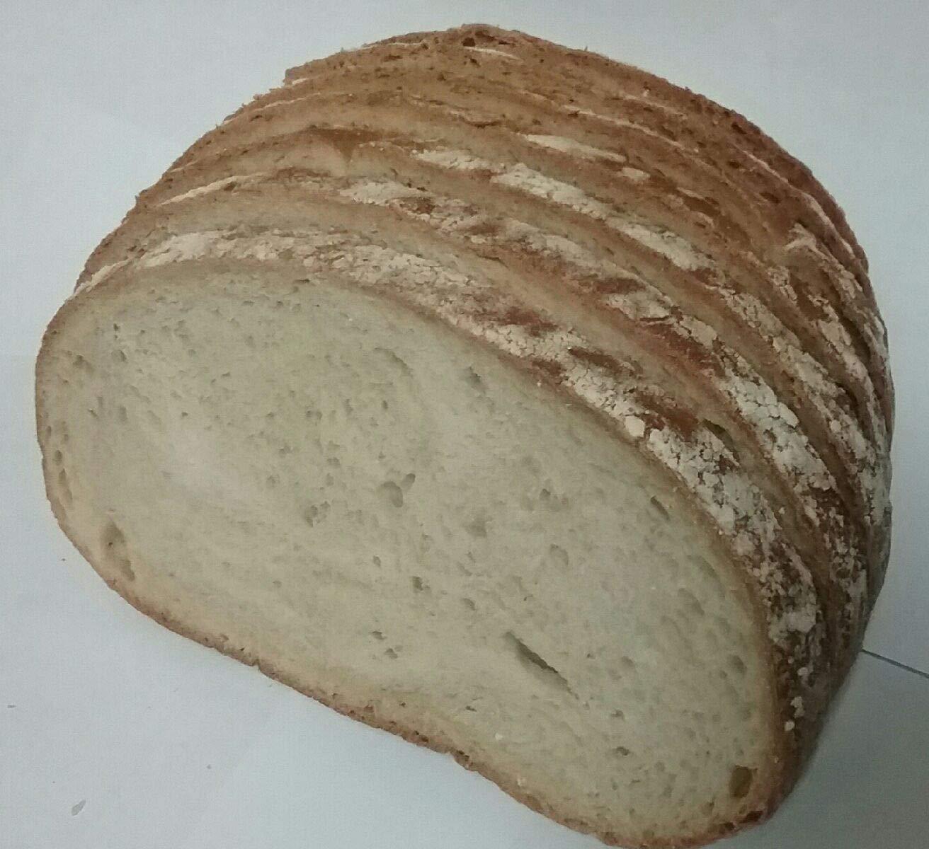 Granny's Homemade Boiled Bread ''Bagel Bread'' Pack of 4 (1.1 Lb Each)