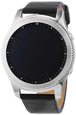 Samsung Gear S3 Classic Reloj Inteligente Plata (Importado): Amazon.es: Electrónica