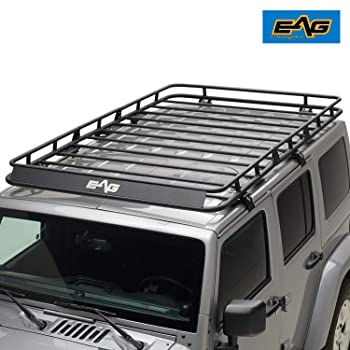 EAG Jeep Wrangler Bike Rack