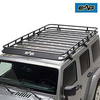 EAG Jeep Wrangler Bike Rack