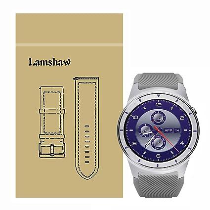Amazon.com: Reloj de cuarzo banda para ZTE, lamshaw Classic ...