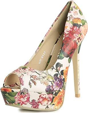 Qdnpple Heel For Women