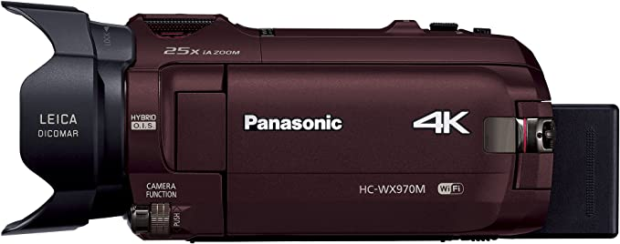 Panasonic HC-WX970M-T product image 3