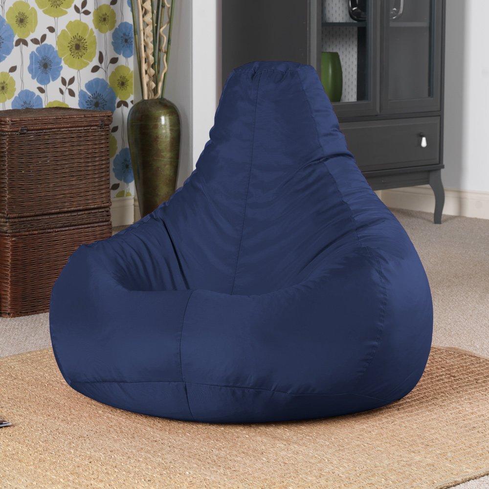 Pour Chaise inclinable pouf poire impermÉable – IntÉrieur et ExtÉrieur Pouf poire par Bean Bag Bazaar®
