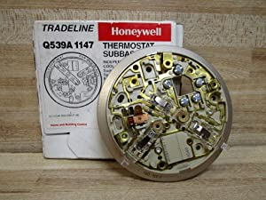 Honeywell Q539A1147 Q539A1014 Heating Cooling Thermostat