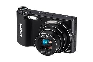 Amazon.com : Samsung WB150F Long Zoom Smart Camera - Black ...