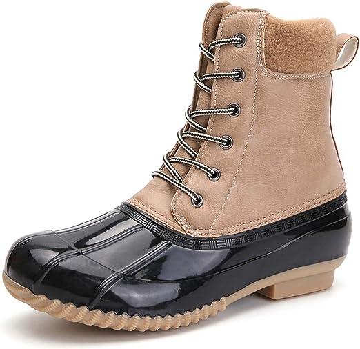 Side Zipper Boots,Khaki,42