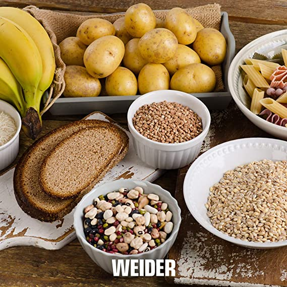 Weider Oat Gourmet. Harina de Avena Integral. Fuente de proteína con bajo contenido en azúcares. Sabor Galleta María (1,9 kg)