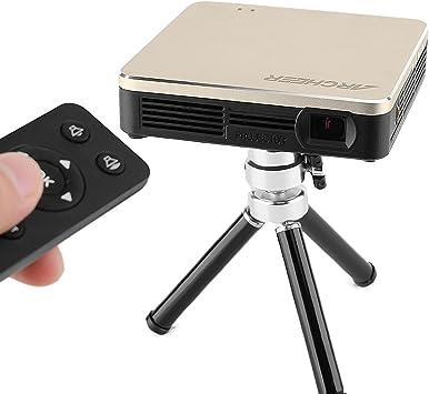 Archeer Proyector Portable, Monitor Inalámbrico o HDMI ...