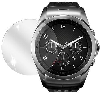 dipos I 2X Protector de Pantalla Compatible con LG Watch ...