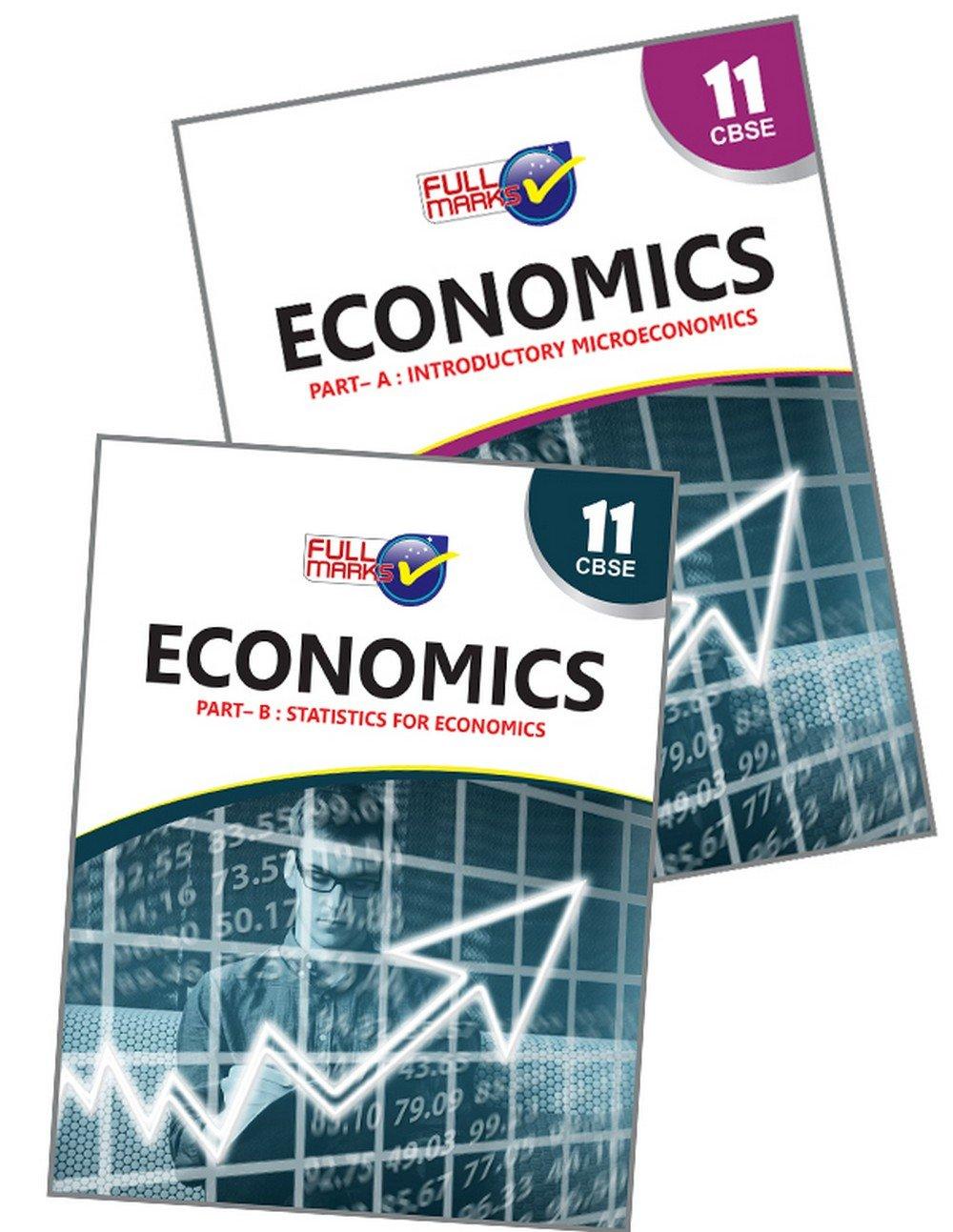 Economics Part A: Introductory MicroEconomics & Part B: Statistics
